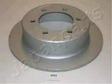 Задний тормозной диск на Санг Йонг Муссо 'JAPANPARTS DP-S99'.