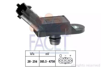 Датчик тиску наддуву FACET 10.3055.