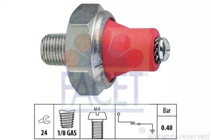 Датчик тиску масла на MAZDA E-SERIE FACET 7.0014.