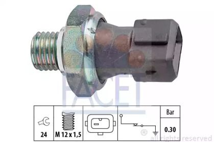 Датчик давления масла на MINI COOPER FACET 7.0071.
