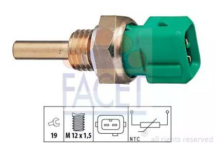 Датчик, температура охолоджуючої рідини на MAZDA MX-5 FACET 7.3211.