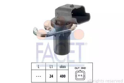 Датчик положення коленвала FACET 9.0293.