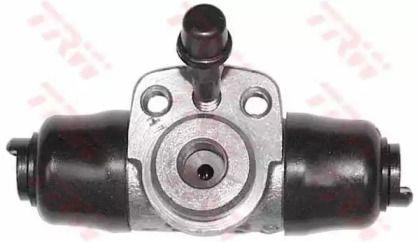 Задній гальмівний циліндр на Шкода Сітіго 'TRW BWC107'.