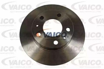 Вентилируемый передний тормозной диск 'VAICO V42-80006'.