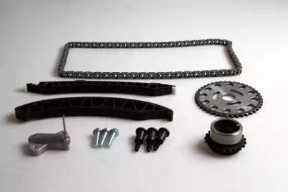 Комплект ланцюга ГРМ HEPU 21-0076.