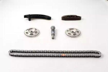 Комплект ланцюга ГРМ HEPU 21-0164.