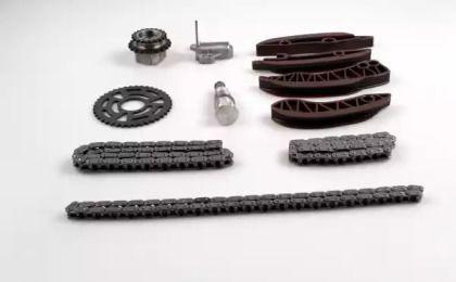 Комплект ланцюга ГРМ HEPU 21-0421.