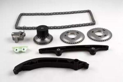 Комплект ланцюга ГРМ HEPU 21-0460.