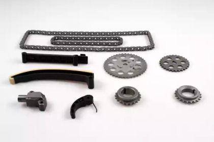 Комплект ланцюга ГРМ HEPU 21-0475.
