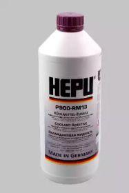 Антифриз на Сеат Альтеа 'HEPU P900-RM13'.