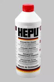 Антифріз на Мазда Премаси 'HEPU P999-G12'.