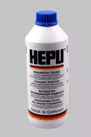 Антифриз на Сеат Толедо 'HEPU P999'.
