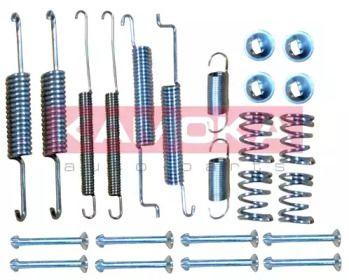 Ремкомплект задних барабанных тормозов на Фольксваген Джетта 'KAMOKA 1070010'.