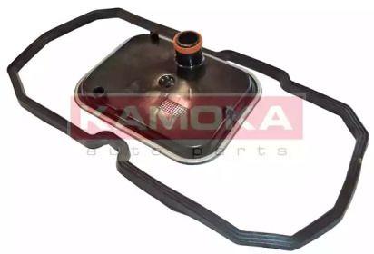 Комплект фільтра АКПП KAMOKA F602801.