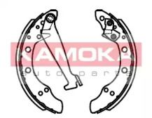 Барабанні гальмівні колодки KAMOKA JQ202007.