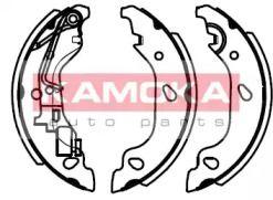 Барабанні гальмівні колодки KAMOKA JQ202023.