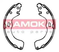 Барабанні гальмівні колодки на Мазда Триб'ют 'KAMOKA JQ202031'.