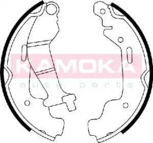 Барабанні гальмівні колодки KAMOKA JQ202043.