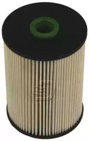 Топливный фильтр на SKODA OCTAVIA A5 'DENCKERMANN A120317'.