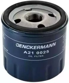 Масляний фільтр на Альфа Ромео 166 'DENCKERMANN A210025'.