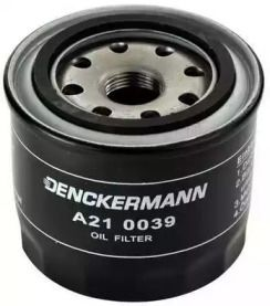 Масляний фільтр на MAZDA E-SERIE 'DENCKERMANN A210039'.