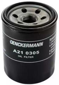 Масляний фільтр на MAZDA E-SERIE 'DENCKERMANN A210305'.