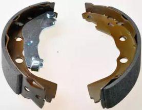 Барабанні гальмівні колодки на Мітсубісі Карізма DENCKERMANN B120072.