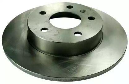 Задний тормозной диск на Опель Мерива 'DENCKERMANN B130134'.