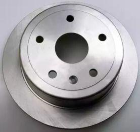 Передний тормозной диск на DAEWOO LEGANZA 'DENCKERMANN B130165'.