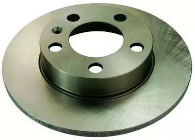 Задний тормозной диск 'DENCKERMANN B130200'.