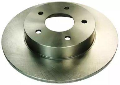Задний тормозной диск на NISSAN PRIMERA 'DENCKERMANN B130215'.