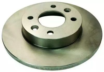 Передний тормозной диск 'DENCKERMANN B130220'.