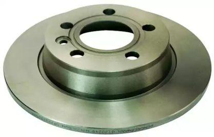 Задний тормозной диск на Форд Гелакси 'DENCKERMANN B130246'.