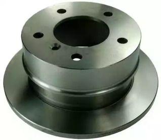 Задній гальмівний диск 'DENCKERMANN B130250'.
