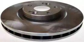 Передний тормозной диск на Рено Авантайм 'DENCKERMANN B130375'.