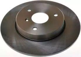 Передний тормозной диск на Смарт Родстер 'DENCKERMANN B130412'.