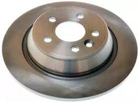 Задний тормозной диск на Форд Гелакси 'DENCKERMANN B130424'.