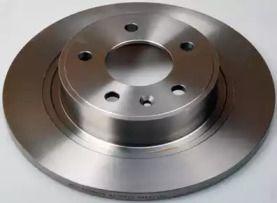 Задний тормозной диск на Опель Каскада 'DENCKERMANN B130499'.