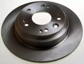 Задний тормозной диск на Хонда С2000 'DENCKERMANN B130517'.