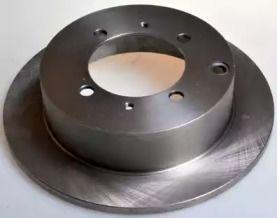 Задний тормозной диск на MITSUBISHI FTO 'DENCKERMANN B130575'.