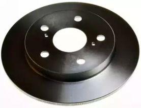 Задний тормозной диск 'DENCKERMANN B130605'.