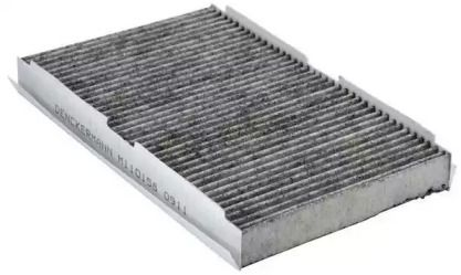 Угольный фильтр салона на CITROEN C2 DENCKERMANN M110158.