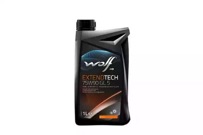Трансмісійне масло GL 5 'WOLF 8303302'.