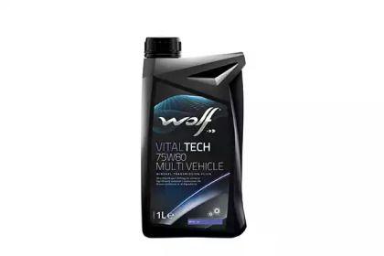 Трансмиссионное масло GL 4 на VOLKSWAGEN GOLF 'WOLF 8303609'.