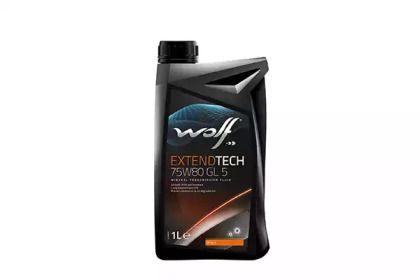 Трансмісійне масло GL 5 'WOLF 8303807'.