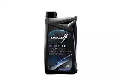 Трансмісійне масло на MAZDA E-SERIE WOLF 8303906.