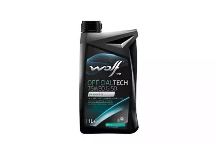 Трансмиссионное масло GL 4 на SEAT TOLEDO 'WOLF 8304101'.