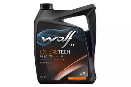 Трансмісійне масло GL 5 на Мазда Е Серія WOLF 8304507.