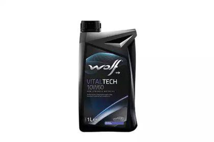 Полусинтетическое моторное масло 10W-60 1 л на SEAT TOLEDO 'WOLF 8314827'.