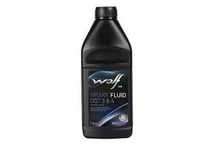 Тормозная жидкость на Фольксваген Пассат WOLF 8307805.